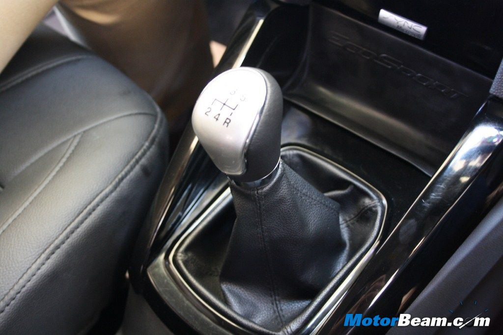Ford EcoSport Gearbox