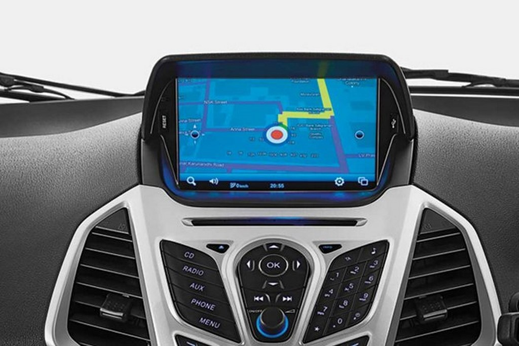 Ford EcoSport Infotainment System
