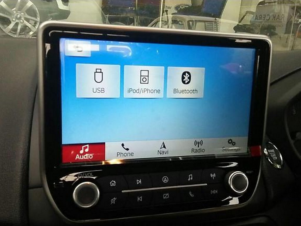 Ford EcoSport Infotainment