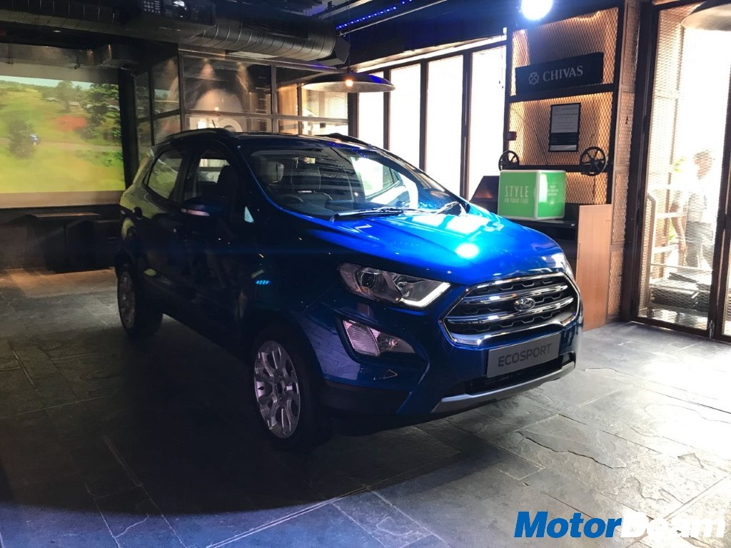 Ford EcoSport Launch Price