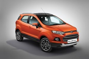 Ford EcoSport Platinum Edition