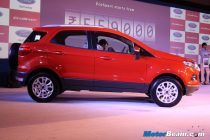 Ford EcoSport Price Announcement