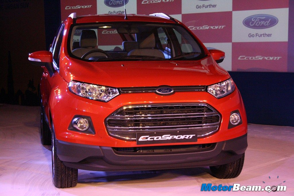 Ford EcoSport Pricing
