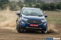 Ford EcoSport Pros & Cons