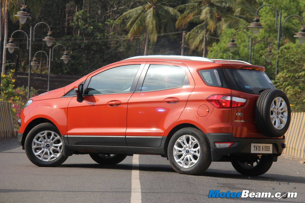 Ford EcoSport Review Test Drive