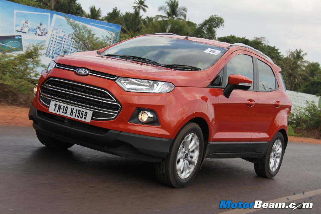 2013 Ford EcoSport Test Drive Review
