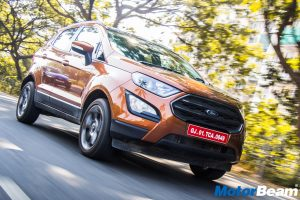 Ford EcoSport S Long Term Review