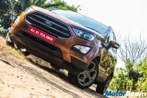 Ford EcoSport S Review