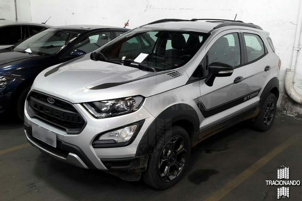 Ford EcoSport Storm Edition Leaked