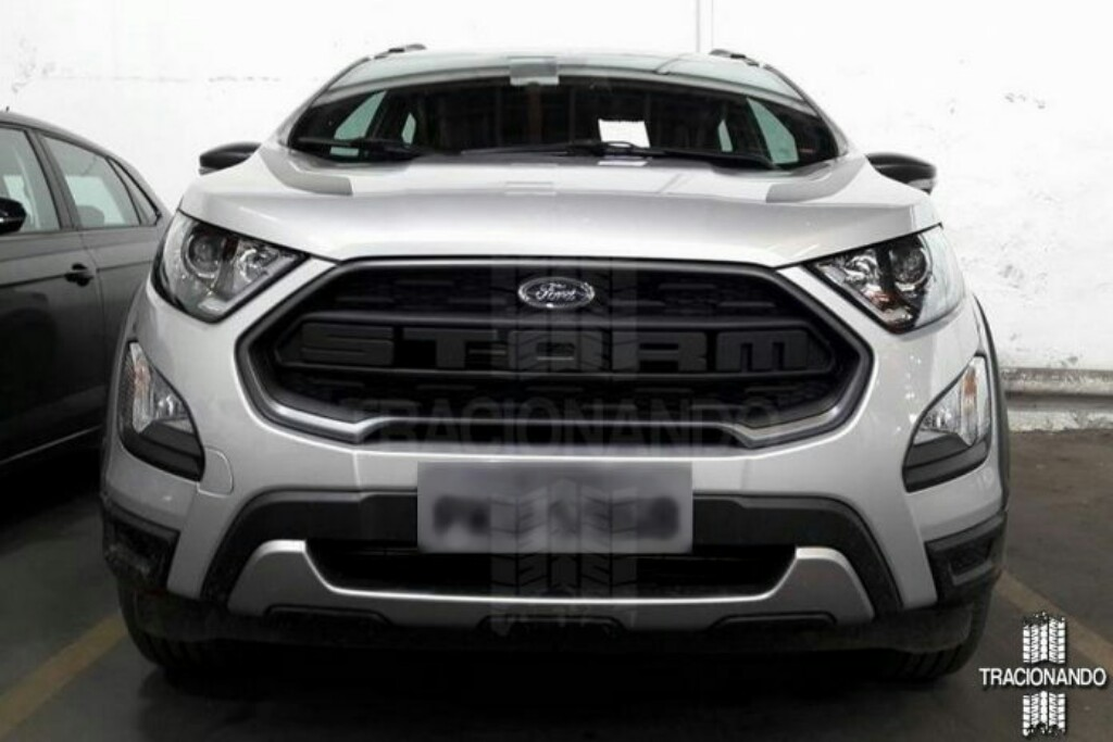 Ford EcoSport Storm Front
