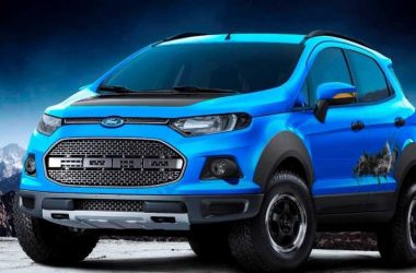 Next Generation Ford EcoSport Could Get Hybrid-Electric Engine