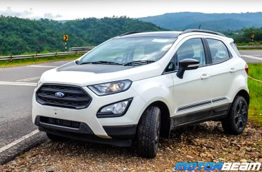 Ford EcoSport Thunder Edition Review