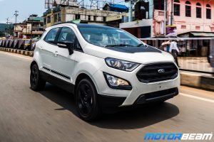 Ford EcoSport Thunder Edition Review Test Drive