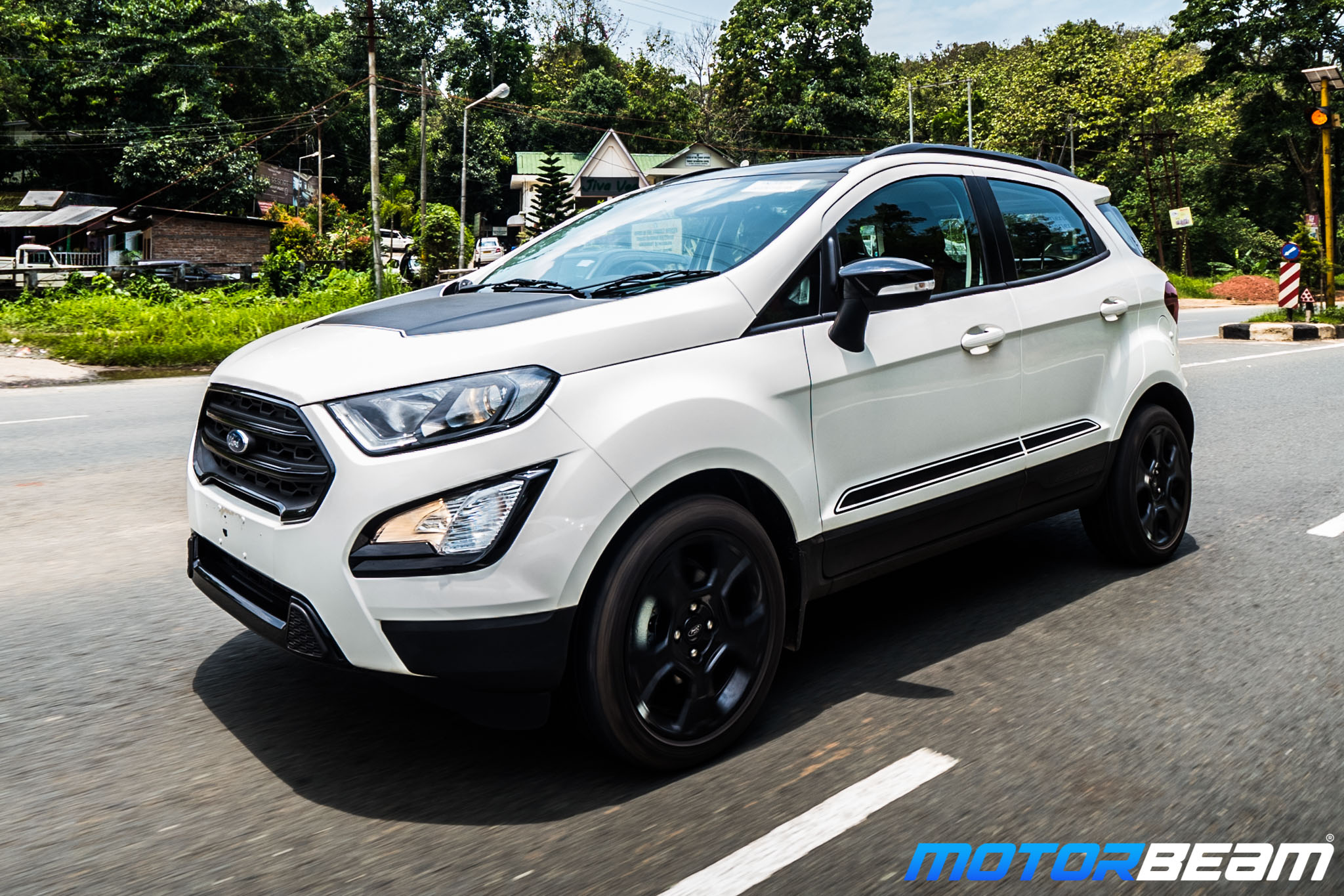 Ford EcoSport Thunder Edition Video Review