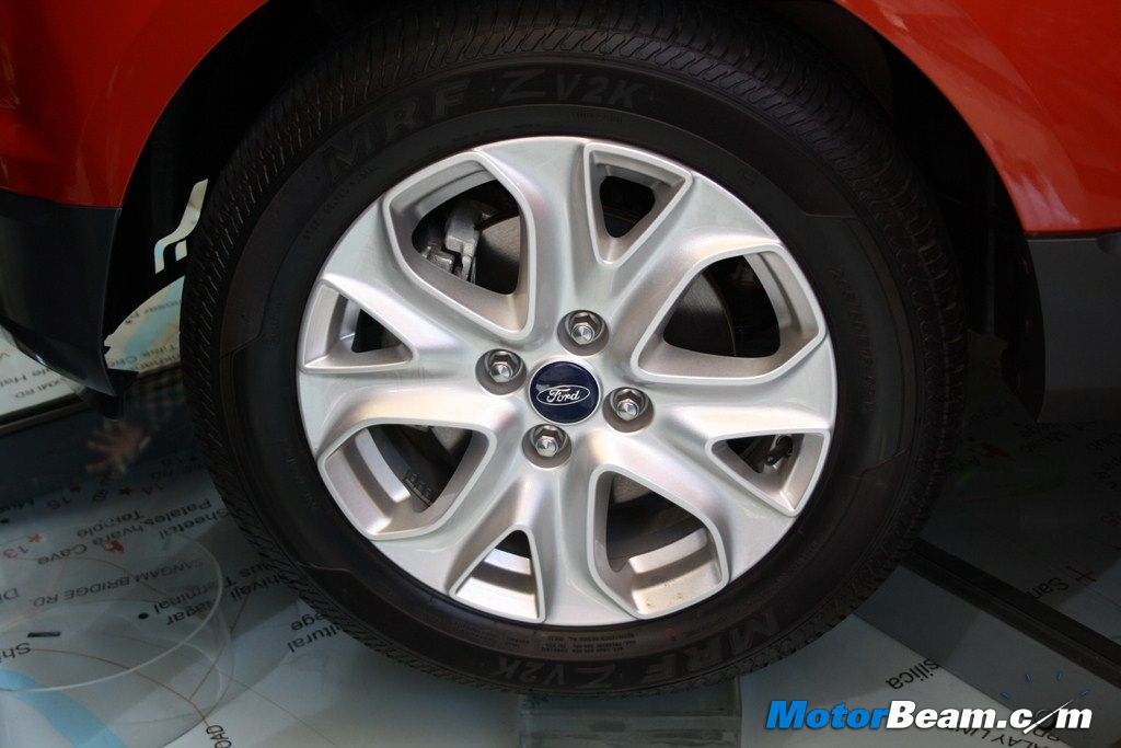 Ford EcoSport Wheels