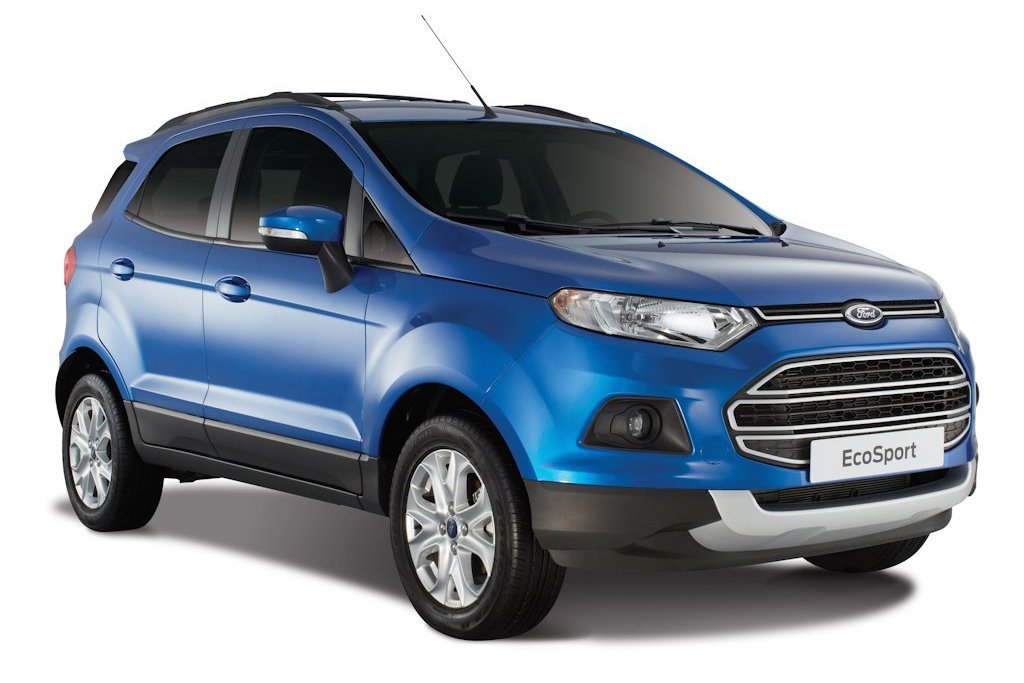 Ford Ecosport Urban Pack Limited Edition Launched In Philippines