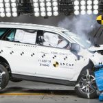 Ford Endeavour ANCAP Crash Test