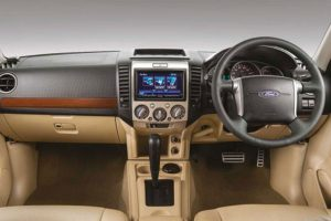 Ford Endeavour All Terrain Edition