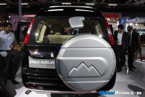 Ford Endeavour Auto Expo India
