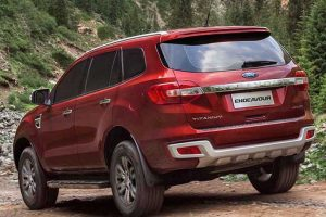 Ford Endeavour Exteriors