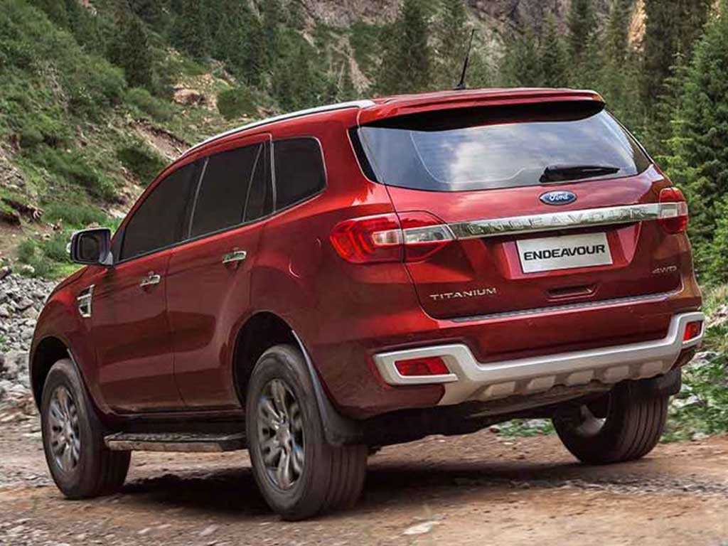 ford endeavour price, review, mileage, features, specifications