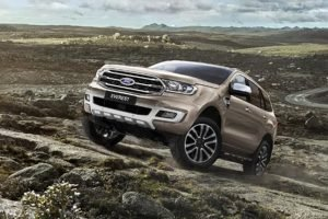 Ford Endeavour Facelift Performance