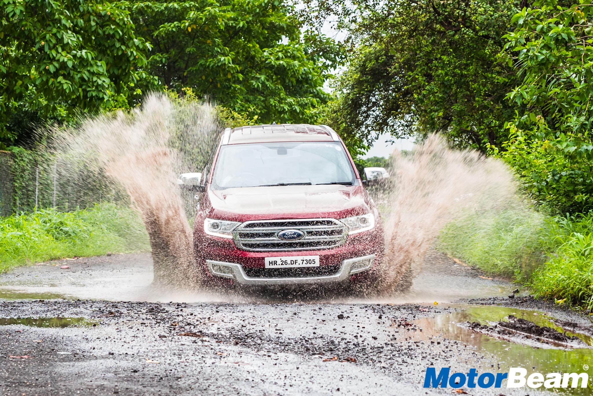 Ford Endeavour Long Term Report
