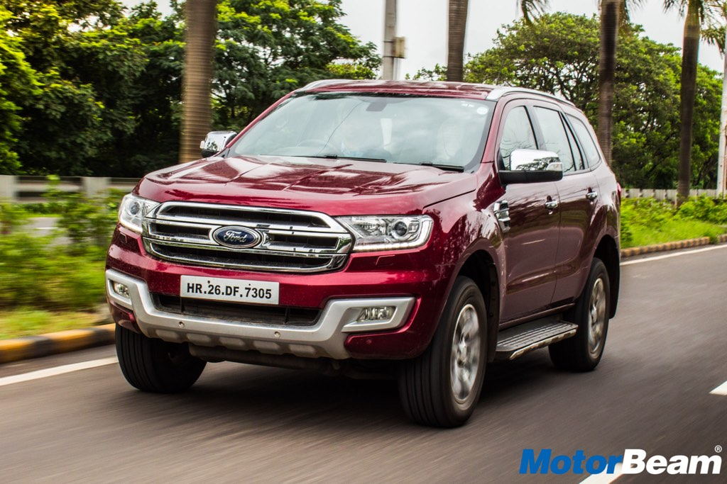 Ford Endeavour Pros Cons