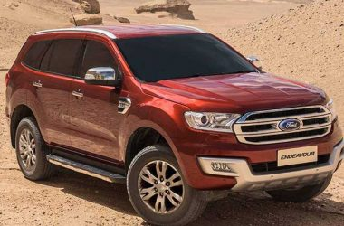 Ford Endeavour Specifications