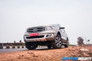 Ford Endeavour Travelogue
