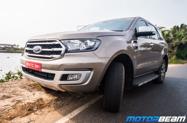 Ford Endeavour Travelogue Mumbai To Goa
