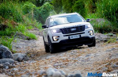 Ford SUV Experience – Adventure Philippines