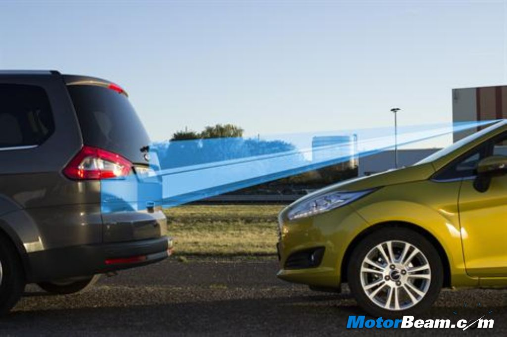 Ford Fiesta Active City Stop