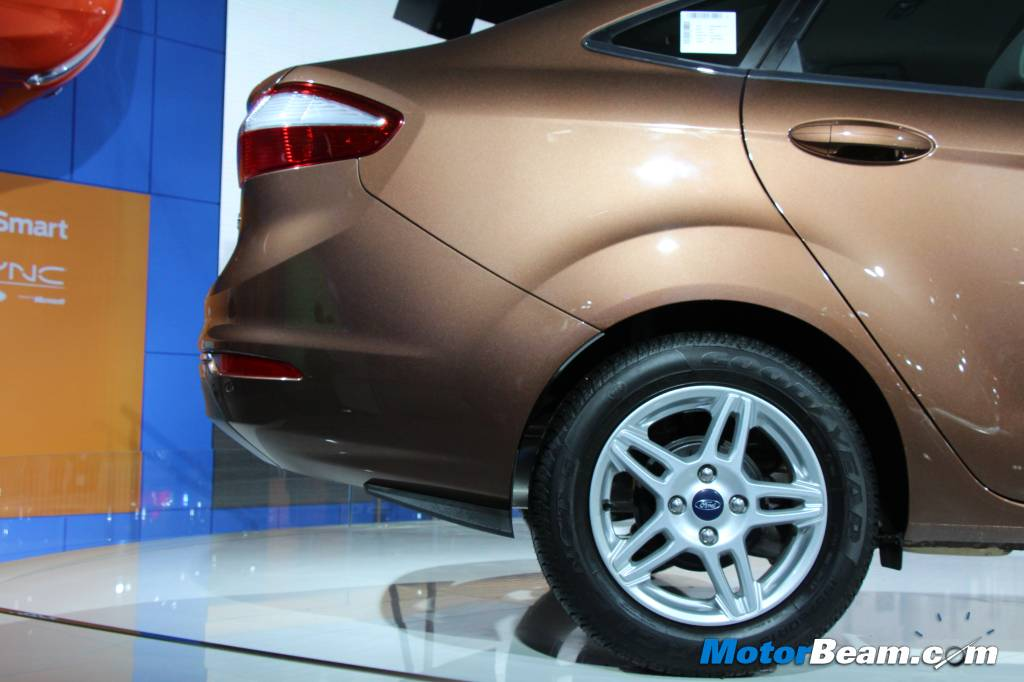 Ford Fiesta Facelift Tyres