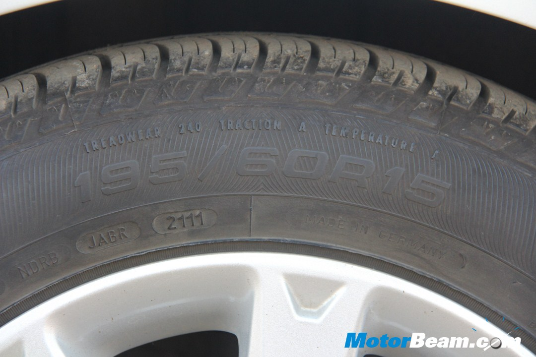 Ford Fiesta Tires