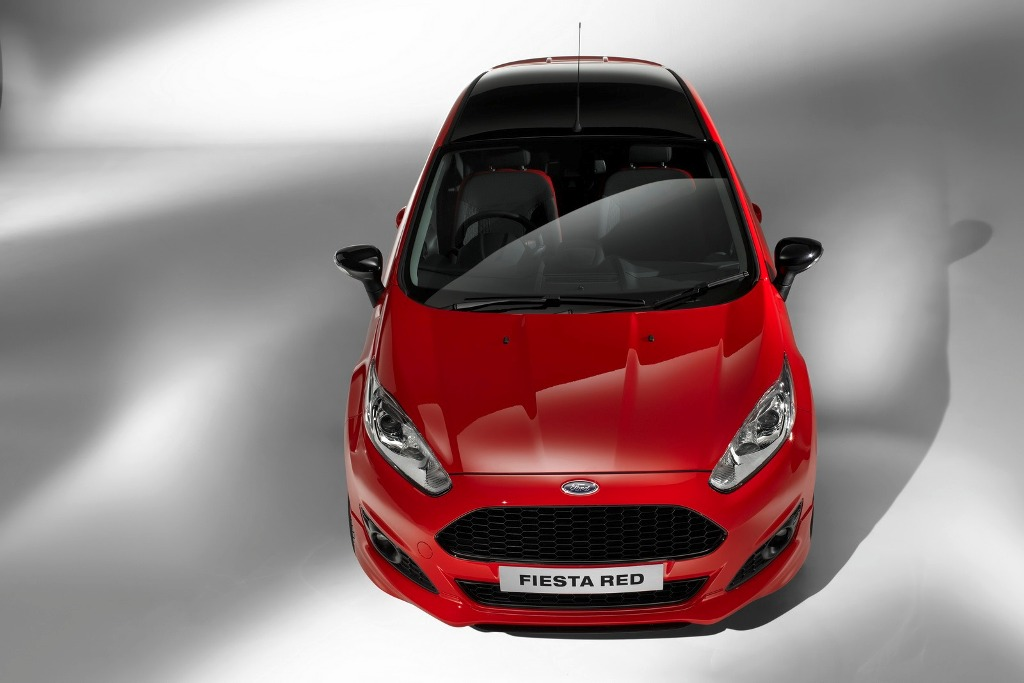 Ford Fiesta Red Edition Europe
