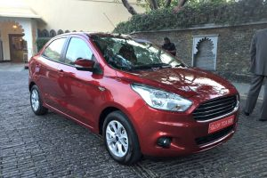Ford Figo Aspire Features