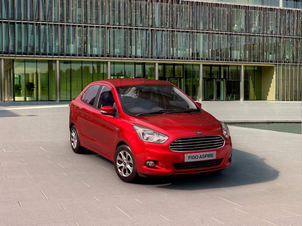Ford Figo Aspire Sanand Facility