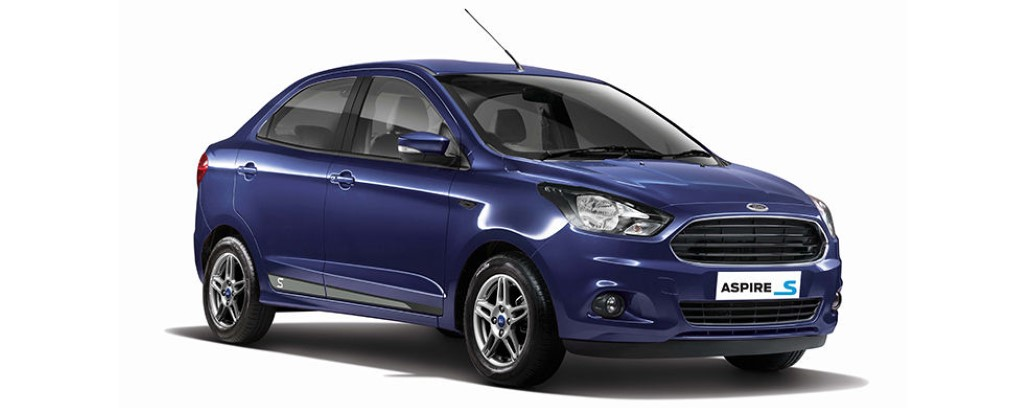 Ford Figo Aspire Sports Features