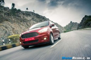 Ford Figo Aspire Test Drive Review