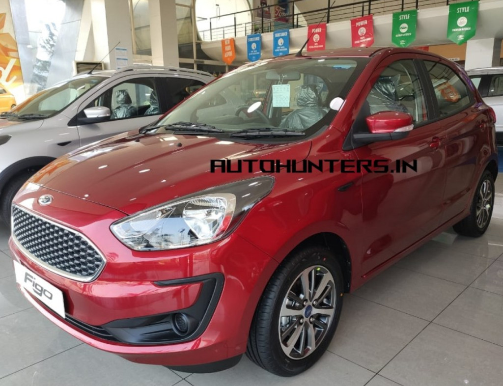 Ford Figo BS6 Front