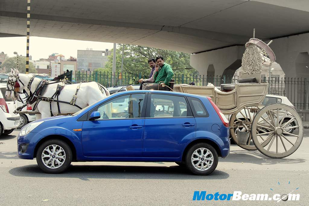 Ford Figo City Drivability