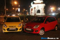 Ford Figo Facelift Test Drive Review