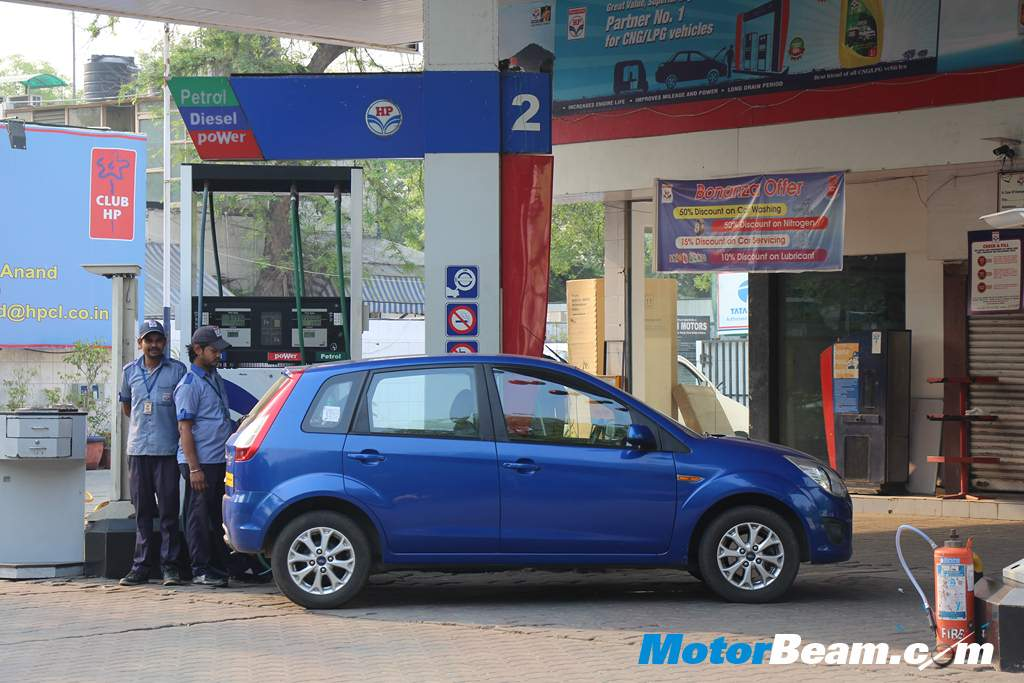 Ford Figo Fuel Efficiency