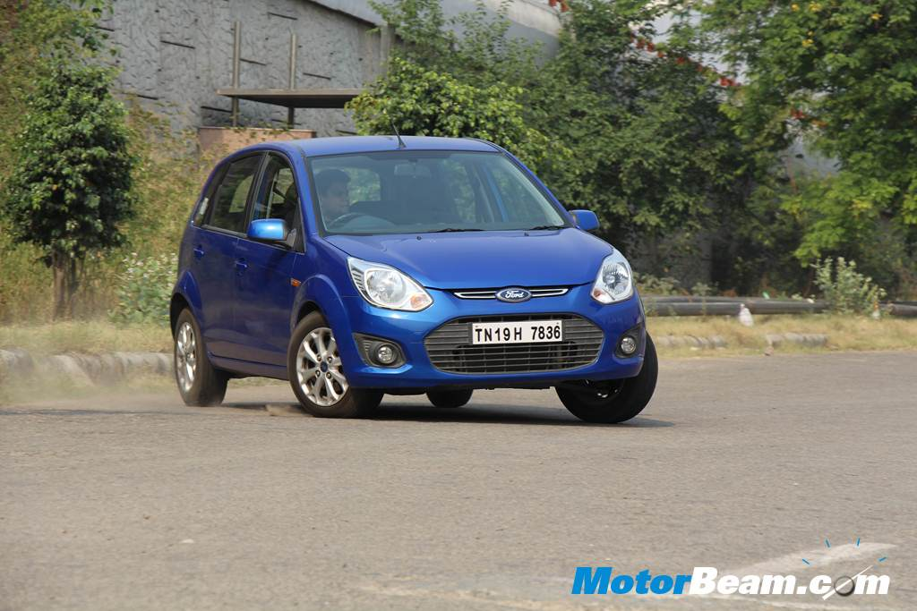 Ford Figo Handling Review