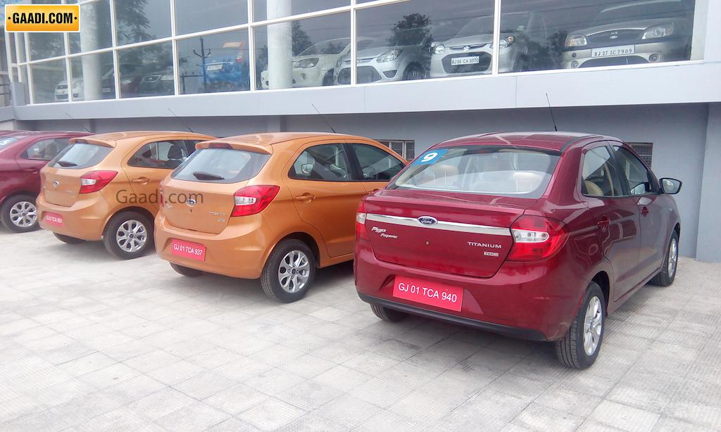 Ford Figo Hatchback Dealership India