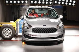 Ford Figo NCAP Rating