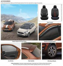 Ford Freestyle Accessories