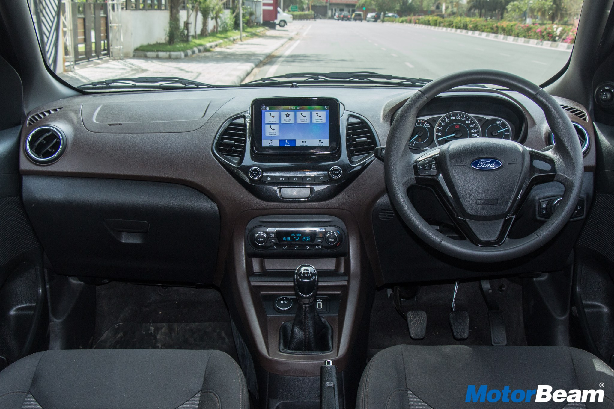 Ford Freestyle Dashboard