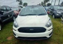 Ford Freestyle Flair Front